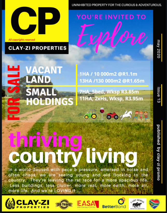You're invited to Explore - Thriving country living in the Western Cape