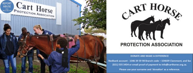 We support this wonderful organisation