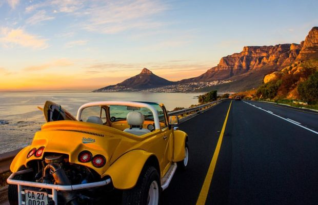 "Every year ""The Telegraph"" asks their readers which city they loved visiting the most as a tourist… and this year over 45 000 people agree that Cape Town is the greatest city on Earth!"